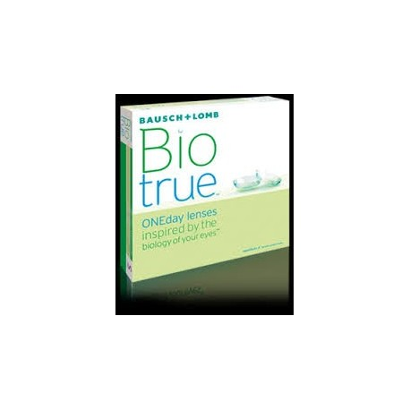 61c2d9efd1c13f Biotrue ONEday -90pack- - Best Lentilles