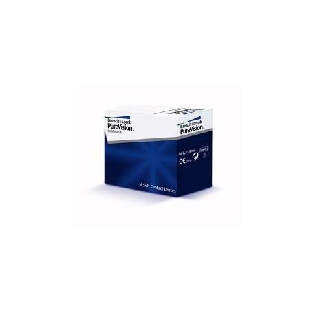 PureVision Sphérique -6 pack-
