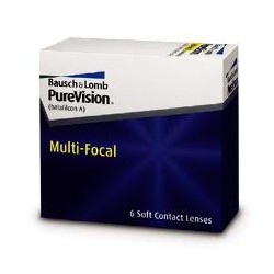 PureVision Multi-Focal -6 pack-