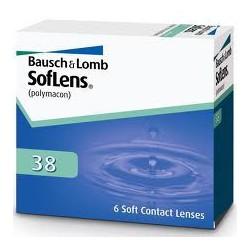 SofLens 38 -6 pack-