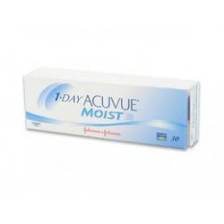 1 Day Acuvue Moist -30 pack-