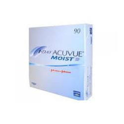 1 Day Acuvue Moist -90 pack-