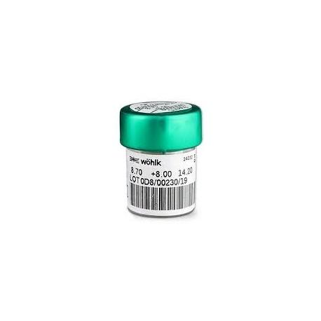 Geaflex 70 lentille de contact annuel wohlk