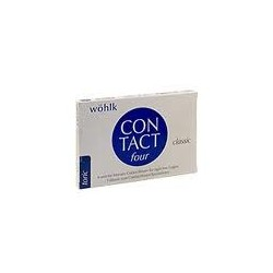 Contact.Four toric -6pack- lentille de contact mensuel toric