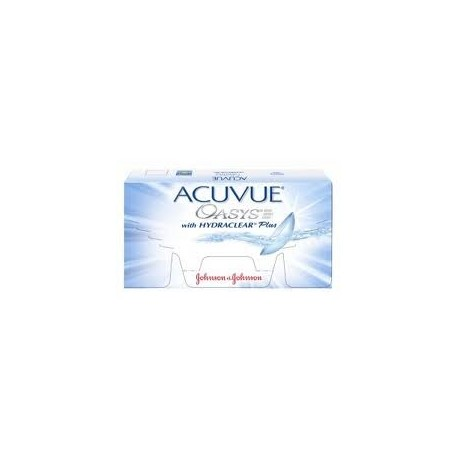 Acuvue Oasys with Hydraclear plus -6 pack-