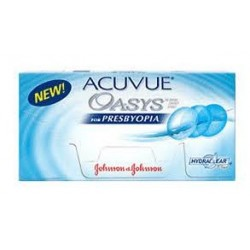 Acuvue Oasys for presbyopia -6 pack-