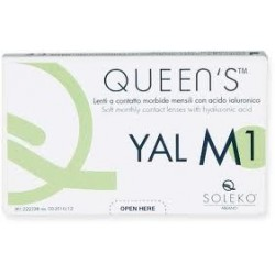Queen's Yal M1 -3pack-