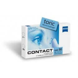 Contact Day 30 Air Toric -6 pack-