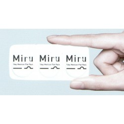 Miru 1 day Menicon Flat Pack ( 30 pack )