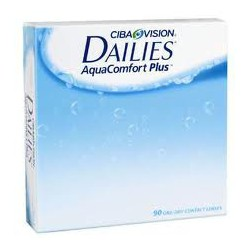 Dailies AquaComfort Plus -90 pack-