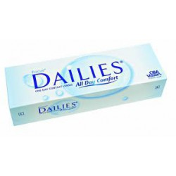 Focus Dailies All Day Comfort -30 pack-