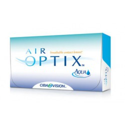 Air Optix Aqua -3 pack-