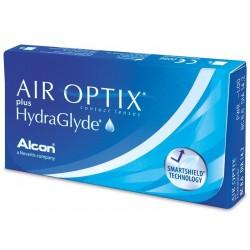 Airoptix Plus Hydraglyde -6 pack-