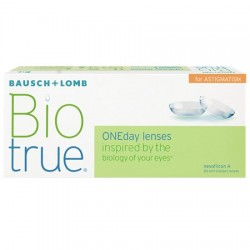Biotrue ONEday for astigmatism -30pack-