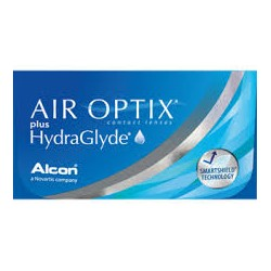 Air optix Plus Hydraglyde -6 pack-