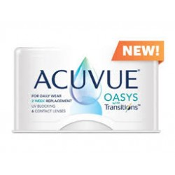 Acuvue Oasys with transition ( 6 pack )