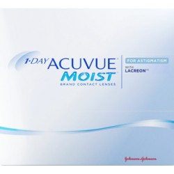 1 Day Acuvue Moist for Astigmatism -90 pack-