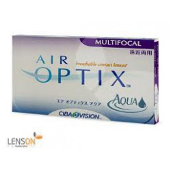 Air Optix Aqua Multifocal -6 pack-