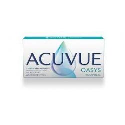 Acuvue Oasys Multifocal -6 pack-