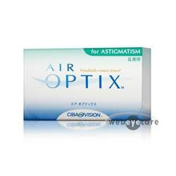 Air Optix for Astigmatism  de +0,25à +6,00-3 pack-