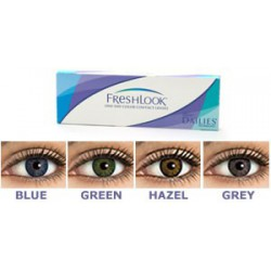 Freshlook One-Day -10 pack-